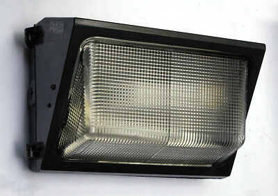 RAB wallpack security lights