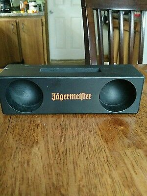 Jagermeister Mobile Wood Amplifier For Cell Phone - 2016 Promo - New free ship!