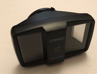 Loreo Stereo 3D Lens - Full Frame - NIKON MOUNT - Used - Good Condition