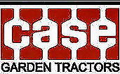 New J.I. Case 11 x 17 Laminated Poster Featuring Case Garden Tractors