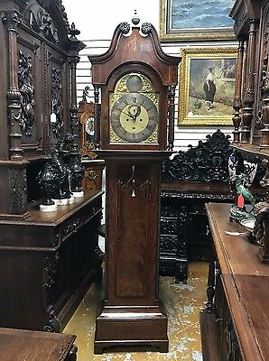 Dating a grandfather clock