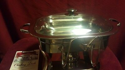 Kirkland 4-quart Signature Stainless Steel Chafing Dish