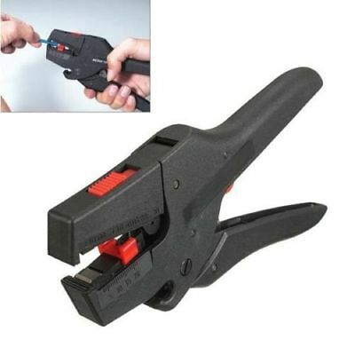 New FS-D3 Self-Adjusting Pliers Insulation Stripping Wire Stripper Cutter Tool