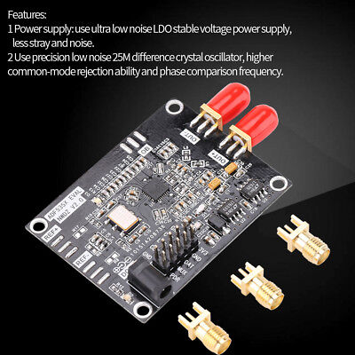 ADF5355 phase-locked loop RF output 54MHz-13600MHz Development Board PLL VCO ark
