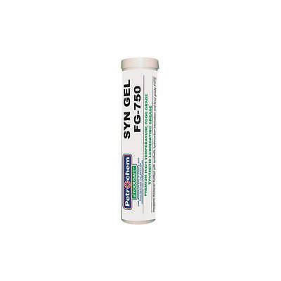 PETROCHEM Food Grade Synthetic High Temp Grease, FOODSAFE SYNGEL FG-750