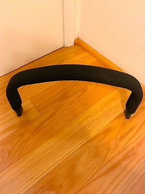 Bugaboo Cameleon/Frog Bumper Bar (Black) Stroller Handle / baby bassinet holders