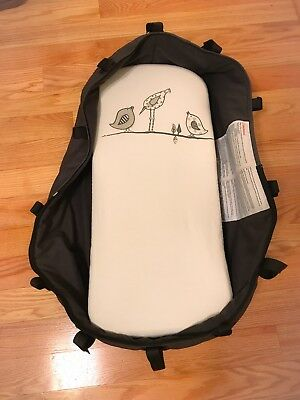 BUGABOO CAMELEON baby bassinet MATTRESS &  COVER carrycot