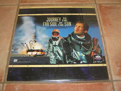 Journey To The Far Side Of The Sun Laserdisc