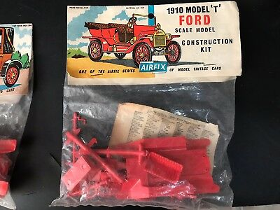 1/32 Car 1910 Model 'T' Ford - Airfix [1959 Bagging]