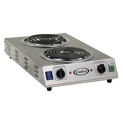CADCO Hot Plate,Double,220V, CDR-2TFB