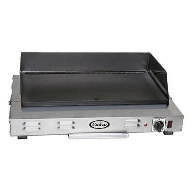 CADCO Stainless Steel and Cast Aluminum Griddle,Electric,Countertop, CG-10