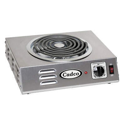 CADCO Hot Plate,Single,Hi-Power,Tubular, CSR-3T