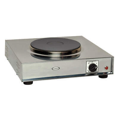CADCO Hot Plate,Heavy Duty,Cast Iron,220V, LKR-220
