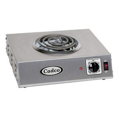 CADCO Hot Plate,Single,Tubular, CSR-1T