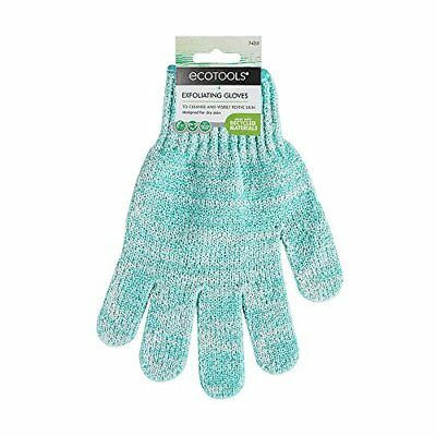 EcoTools Recycled Bath and Shower Gloves (color may vary)