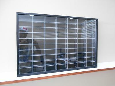 Showcase, Wall Display case cabinet for 1/64 scale cars (hot wheels, matchbox) Q