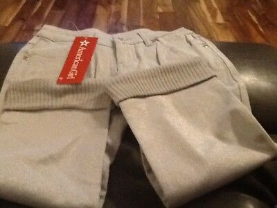 American Girl Isablelle Pants Goty G Gray Size 7 For Girls