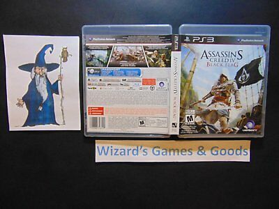 Complete - Assassin's Creed IV (4): Black Flag - PS3