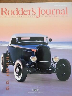 Rodder's Journal. Number 47 . 2010. 15th anniversary edition.Very good. Like new