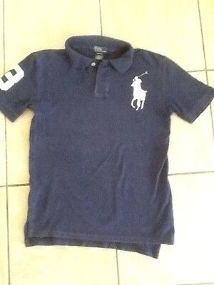 Boys Ralph Lauren Polo Size Medium 10-12