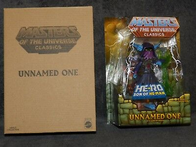 MOTU Masters of the Universe Classics Unnamed One