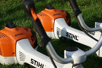 2016 Stihl Fs 410 C-E Strimmer Ergo Start 2-Mix Engine Rrp 888,000!!