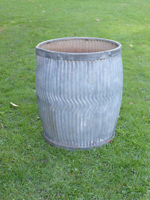 Dolly/Peggy Tub-  Vintage Orig British not Repro Ideal For Xmas Trees/Shrubs!