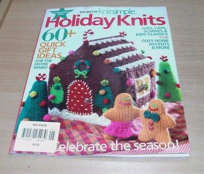 The Best of Knit Simple magazine: Holiday Knits 2017 Collector's Issue