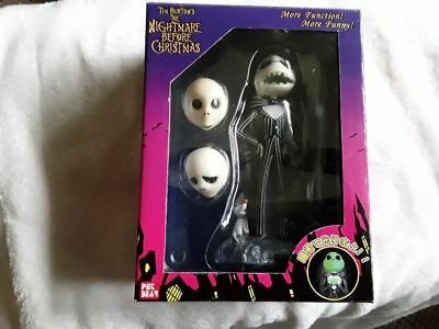 Nightmare Before Christmas Jack Money Box With Different Heads
