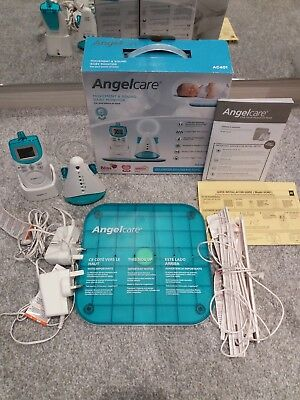 Angelcare ac401 movement and sound baby monitor immaculate condition
