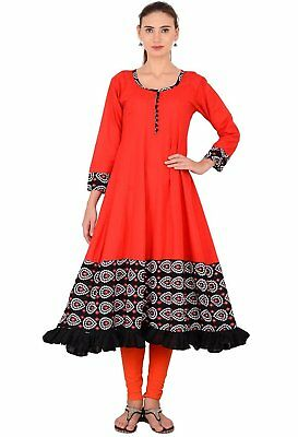 Indian Bollywood Designer Women Ethnic Dress Top Tunic Stylish Kurta Kurti -GD66