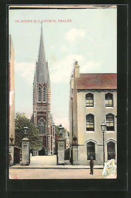AK Tralee, St. John´s R. C. Church
