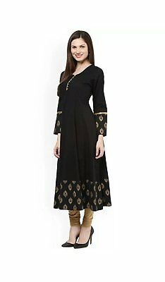 Indian Bollywood Designer Women Ethnic Dress Top Tunic Stylish Kurta Kurti -GD51