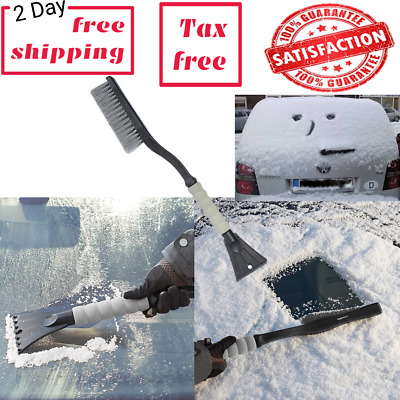 Car Window Windshield Ice Scraper Heavy Duty Frost Snow Removal - Indestructible