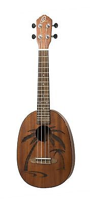 Ortega RUPA5MM Pineapple Ukulele - RU Series - Mahagoni