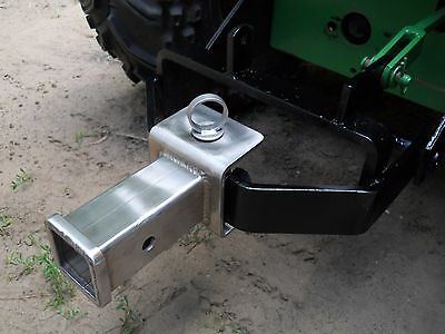 Receiver Hitch For John Deere 1023e 1025r And 1026r Sub