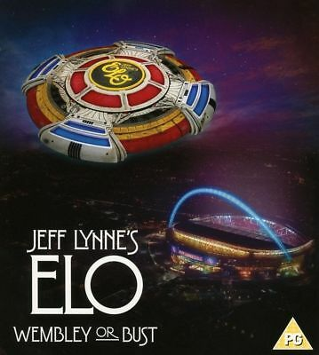 Jeff Lynne's ELO - Wembely Or Bust 2 CD + Blu-ray - Neu OVP