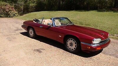 1996 Jaguar XJS 2 +2 convertible 1996 jaguar xjs