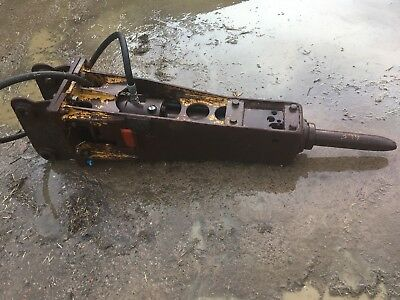 Jcb 3cx Type Indeco Breaker