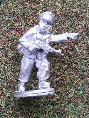 TZ 28mm WW2 German Fallschirmjager SS Airborne HQ Command Officer NCO D-DAY