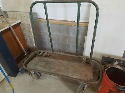 Estate Sale 10 of 13 METAL DRYWALL DOLLY