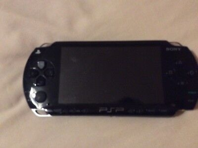 Sony PSP  Console bundle with games, movies, charger and case. Good condition!