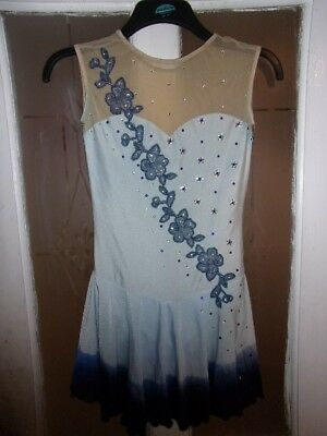 ice skating dress 28 inch chest