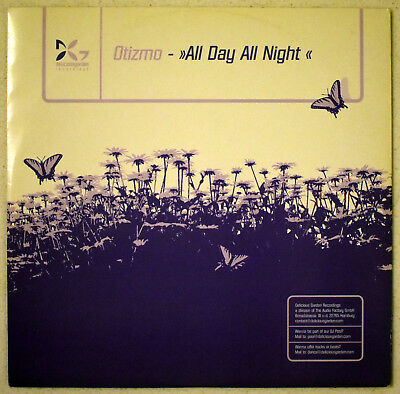 Otizmo - All Day All Night (Delicious Garden Recordings) Vinyl / Schallplatte