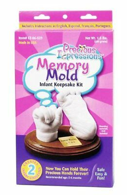 Hand Mold Craft Hands Casting Kit For Couples Wedding Mom Baby Plaster