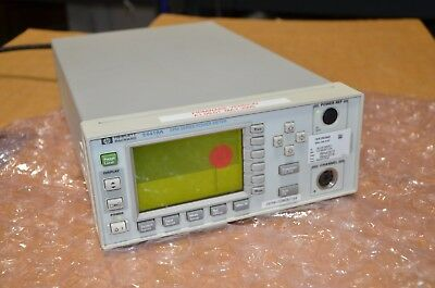 HP Agilent EPM Series Single Channel Power Meter Option 003 E4418A