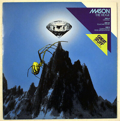 Mason - The Ridge (Original) Great Stuff Recordings (LP / Schallplatte)