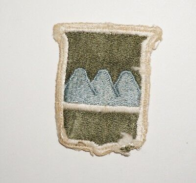 80th Infantry Division Patch WWII US Army P5276