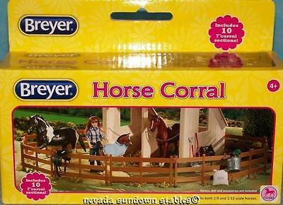 Breyer Model Horse Accessories Classic Size Horse Corral