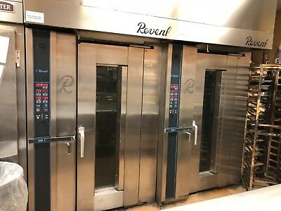 2 revent 626 Dgd Single Rack Oven bakers aid ultra deck oven $3,944 00 picclick  at bakdesigns.co